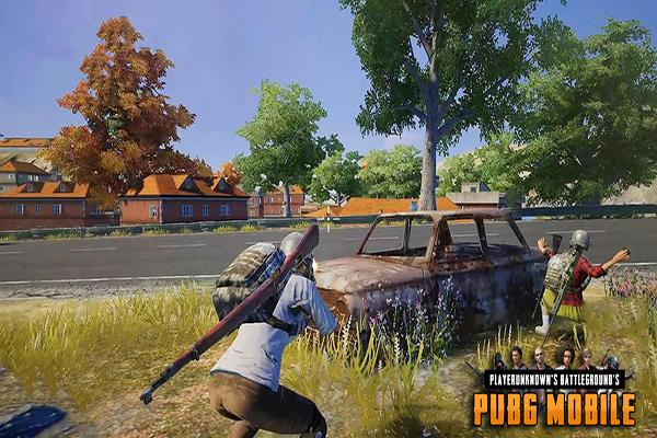 PUBG Mobile Free Download
