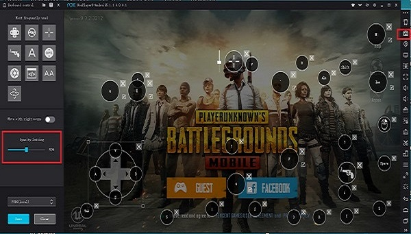 PUBG Mobile Install the Keyboard Controls