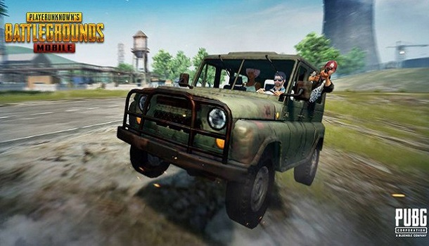 big update features added to Pubg Mobile
