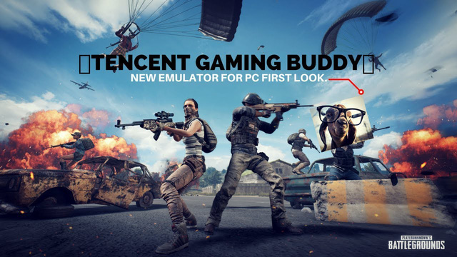PUBG Mobile Emulator by Tencent