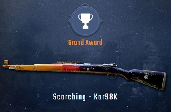 Scorching - Kar98K