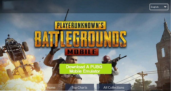 Download the real Tencent's Emulator for PUBG Mobile