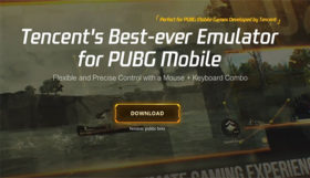 How to download a PUBG mobile emulator?