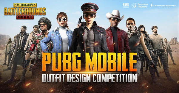 PUBG Mobile Outfit Design Contest