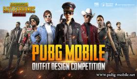 PUBG Mobile Outfit Design Contest