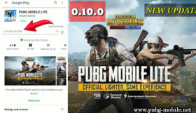PUBG Mobile Lite Android 0.10.0