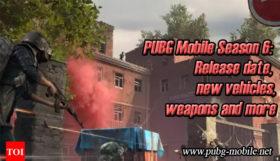 PUBG Mobile Season 6