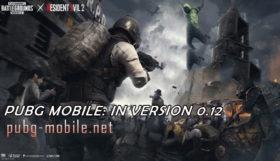 PUBG Mobile version 0.12