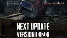 PUBG Mobile 0.12