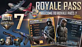 PUBG Mobile: Season 7 Royale Pass Rewards