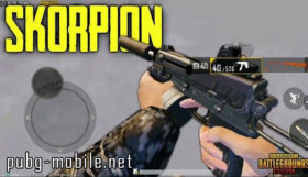 PUBG Mobile 0.12.5 - Introducing Skorpion