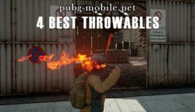 4 Best Throwables