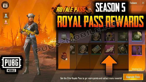 Royal Pass