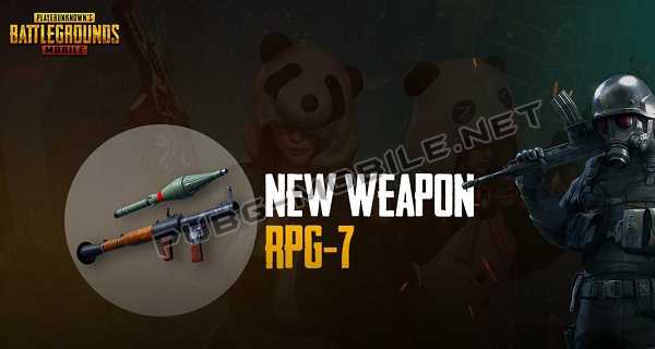 New Weapon for Team Deathmatch