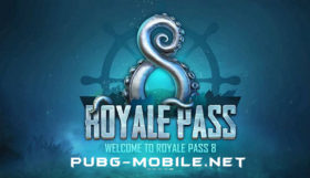 PUBG Mobile Season 8 Update