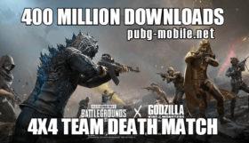 Reached 400 Million Downloads