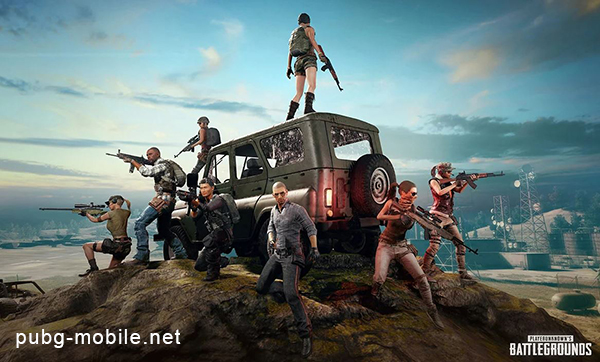 PUBG Mobile APK - Version 0.14.0 for Android