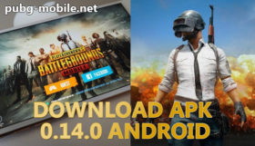 PUBG Mobile APK Download With Version 0.14.0 for Android