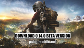 PUBG Mobile Beta 0.14.0 Update