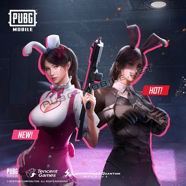 PUBG Mobile Easter Eggs Event