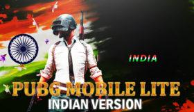 PUBG Mobile Lite Indian Version