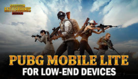 PUBG Mobile Lite Installation For Low-End Devices