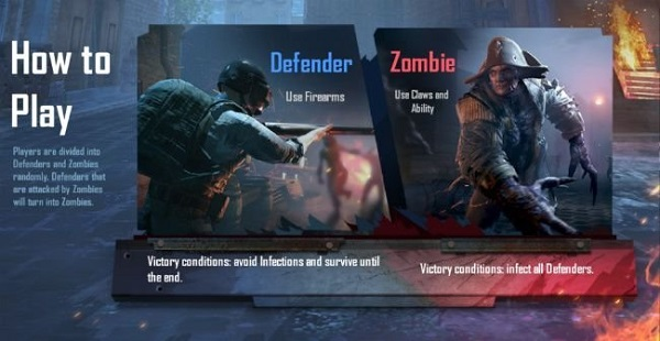 About PUBG Mobile Infected Mode