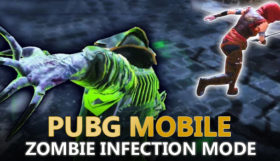 PUBG Mobile Zombie Infection Mode