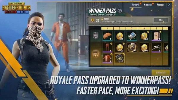A New Winner Pass