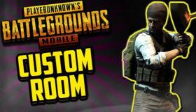 Custom Room in PUBG Mobile