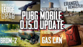 PUBG Mobile 0.15.0 Update: Revealed New Gun, Helicopter, BRDM, Aztec Map and More!