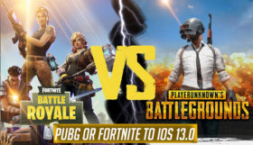 Please Stop Updating Pubg or Fortnite to iOS 13.0!