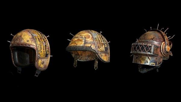 PUBG Mobile Helmets