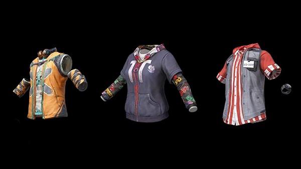 PUBG Mobile Clothes