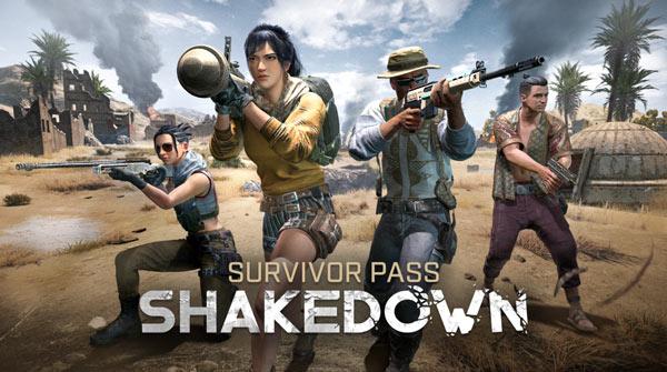 PUBG PC Update - Shakesown