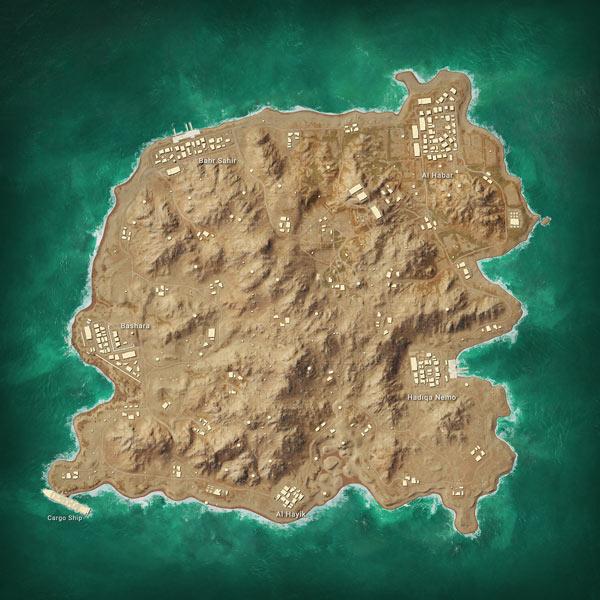 New map Karakin