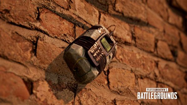 Sticky Bomb - Map Karakin Only