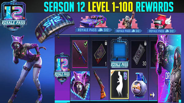 Rewards will be obtainable for those who have not purchased PUBG Mobile Royale Pass in the last 3 seasons and for people who registered since Season 1