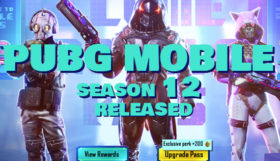 PUBG Mobile Season 12 Released With Numerous Interesting Contents At Amusement Park And Royale Pass