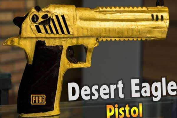 What is Desert Eagle in PUBG Mobile