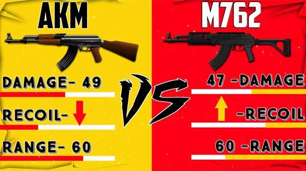 M762 and AKM