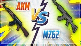 M762 vs AKM: Which One Is Better For You In PUBG Mobile