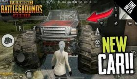 PUBG Mobile Update 0.19.0 Adding Monster Truck - A New Vehicle In-Game