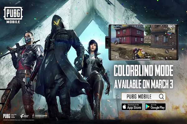 Try Out Colorblind Mode And Get An Enjoyable Experience In PUBG Mobile Game