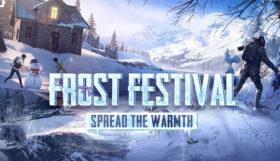 PUBG Mobile Frost Festival
