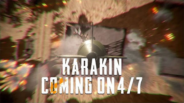 The official mobile version of Karakin map is finally coming.